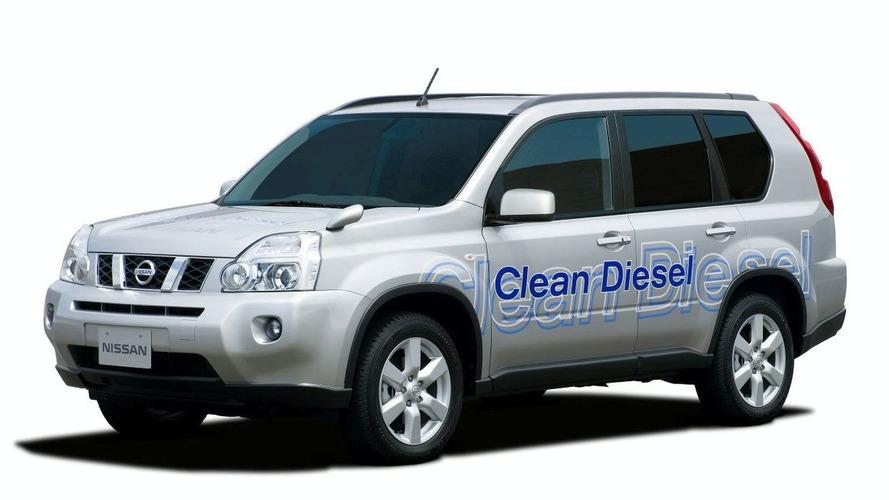 Nissan to Showcase X-TRAIL Diesel Prototype at 2008 G8 Summit