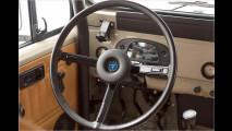 Toyota Land Cruiser J4 von 1981 restauriert
