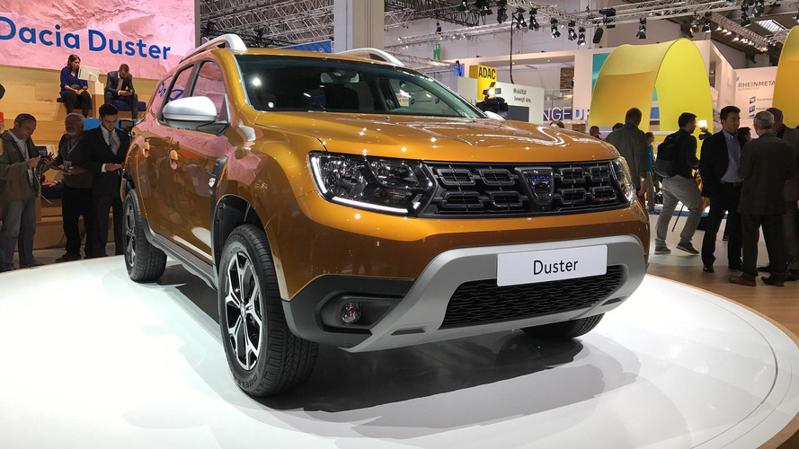 The New Dacia Duster Looks Like A Cut-Price Qashqai