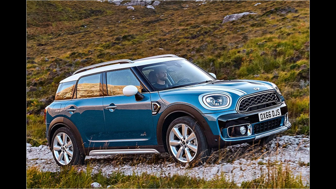 190 PS: Mini Cooper SD All4 Countryman