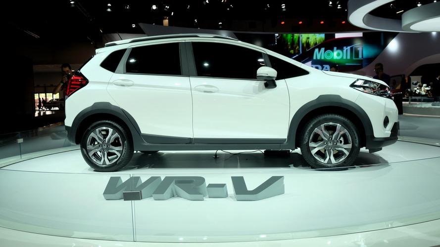 Honda WR-V começa a ser produzido na Índia