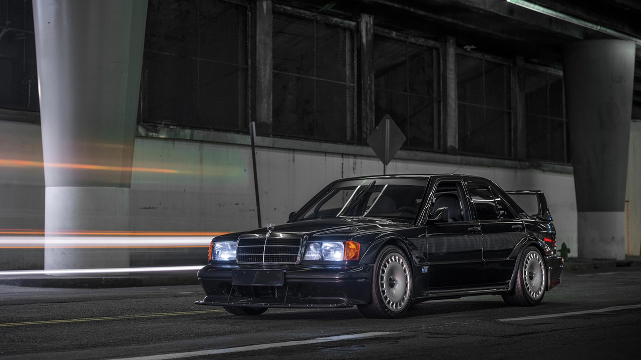 1990 Mercedes-Benz 190E 2.5-16 Evolution II