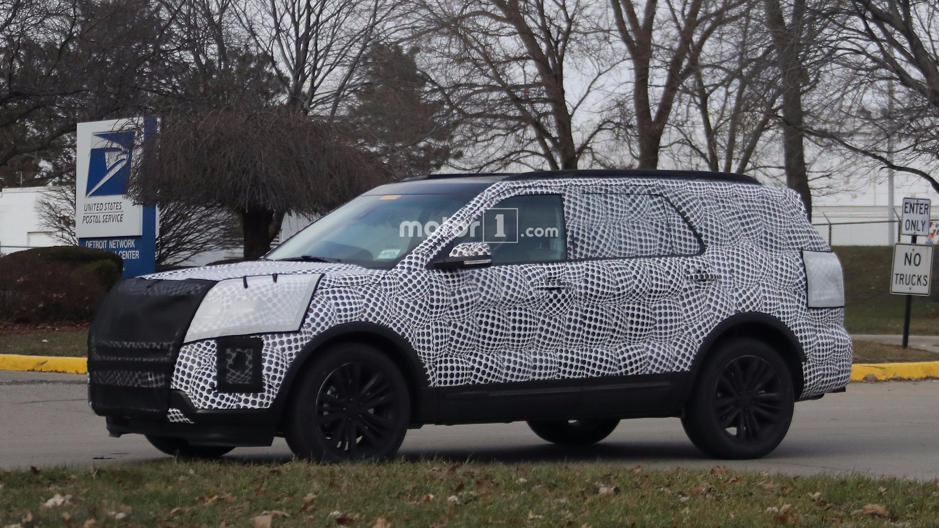 Report Ford Explorer St With 400 Hp On Its Way