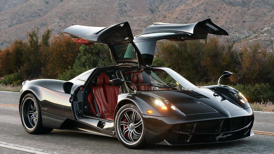 2017nin En Pahalı 20 Otomobili