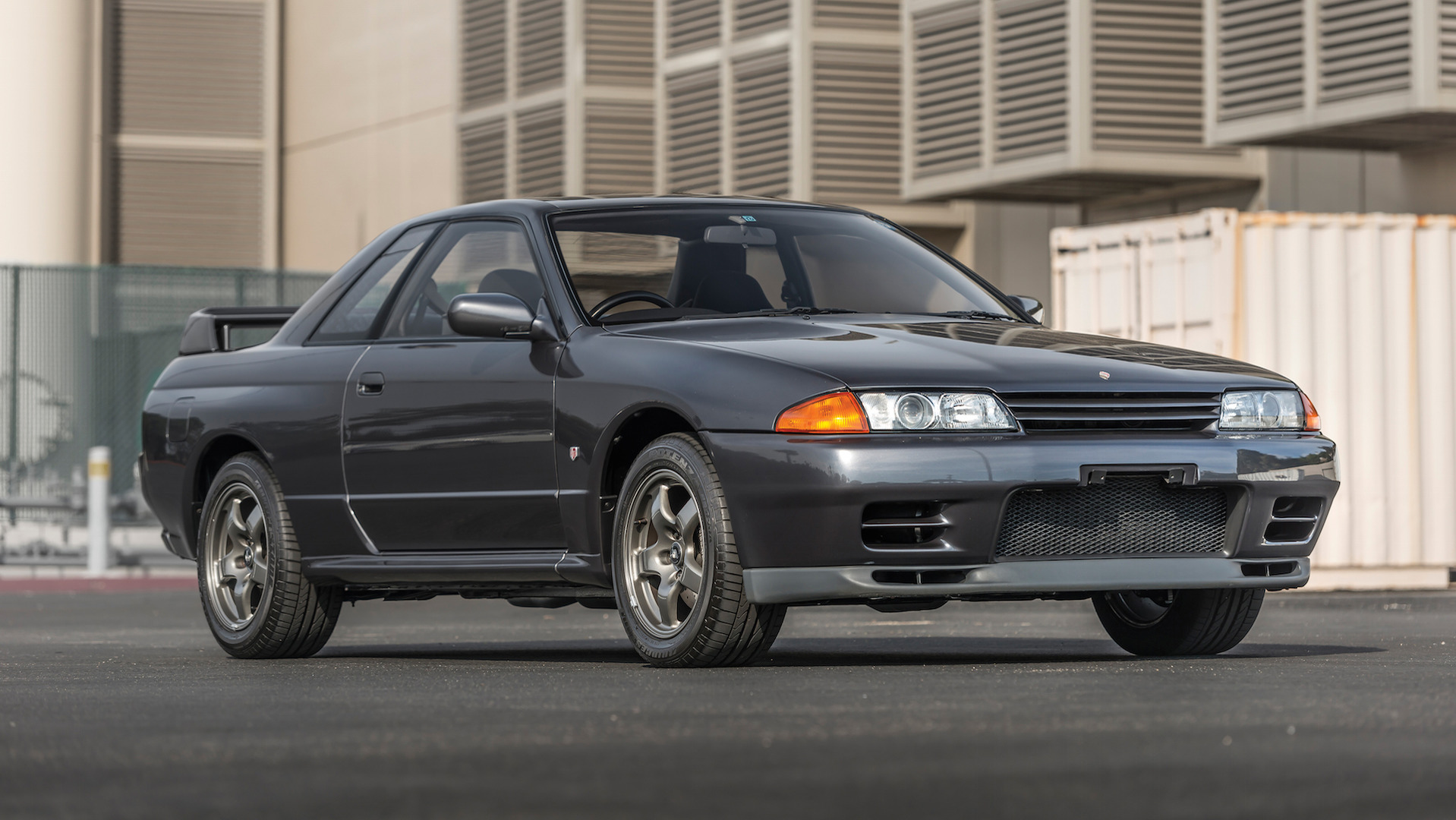 1988 1994 Nissan Skyline R32 Wiring Diagrams Guidesquot Kit You Get 149 Identifier Labels Plus A Circuitbreaker This Bone Stock Could Be Yours Rh Motor1 Com Gtr R30