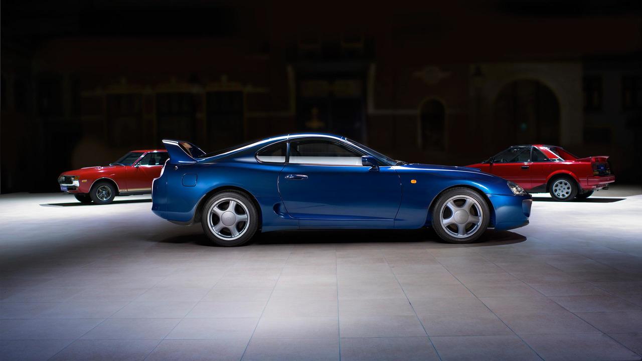 1994 Toyota Supra | Motor1 com Photos