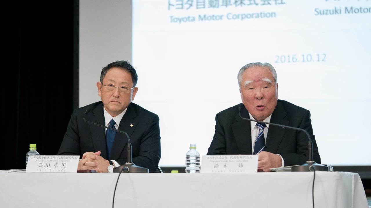 Suzuki Toyota Partnership