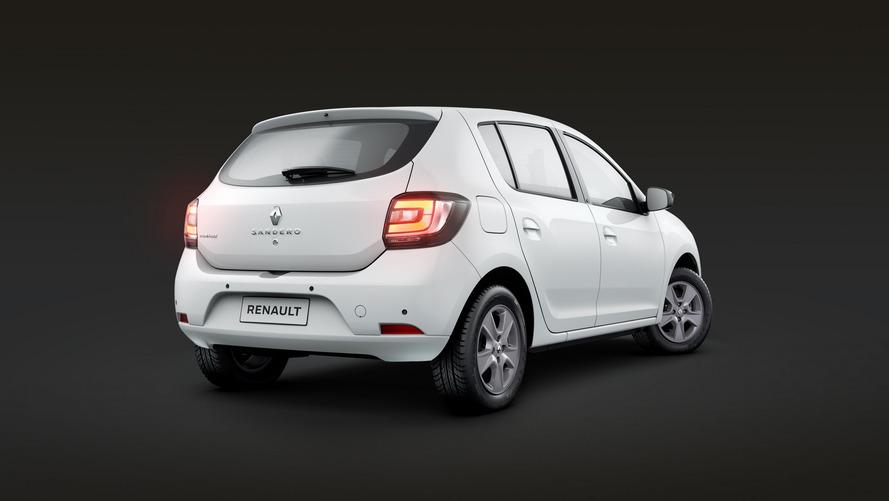 Renault Sandero Vibe 1.0 SCe