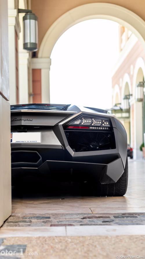KVC - Lamborghini Reventon à Monaco