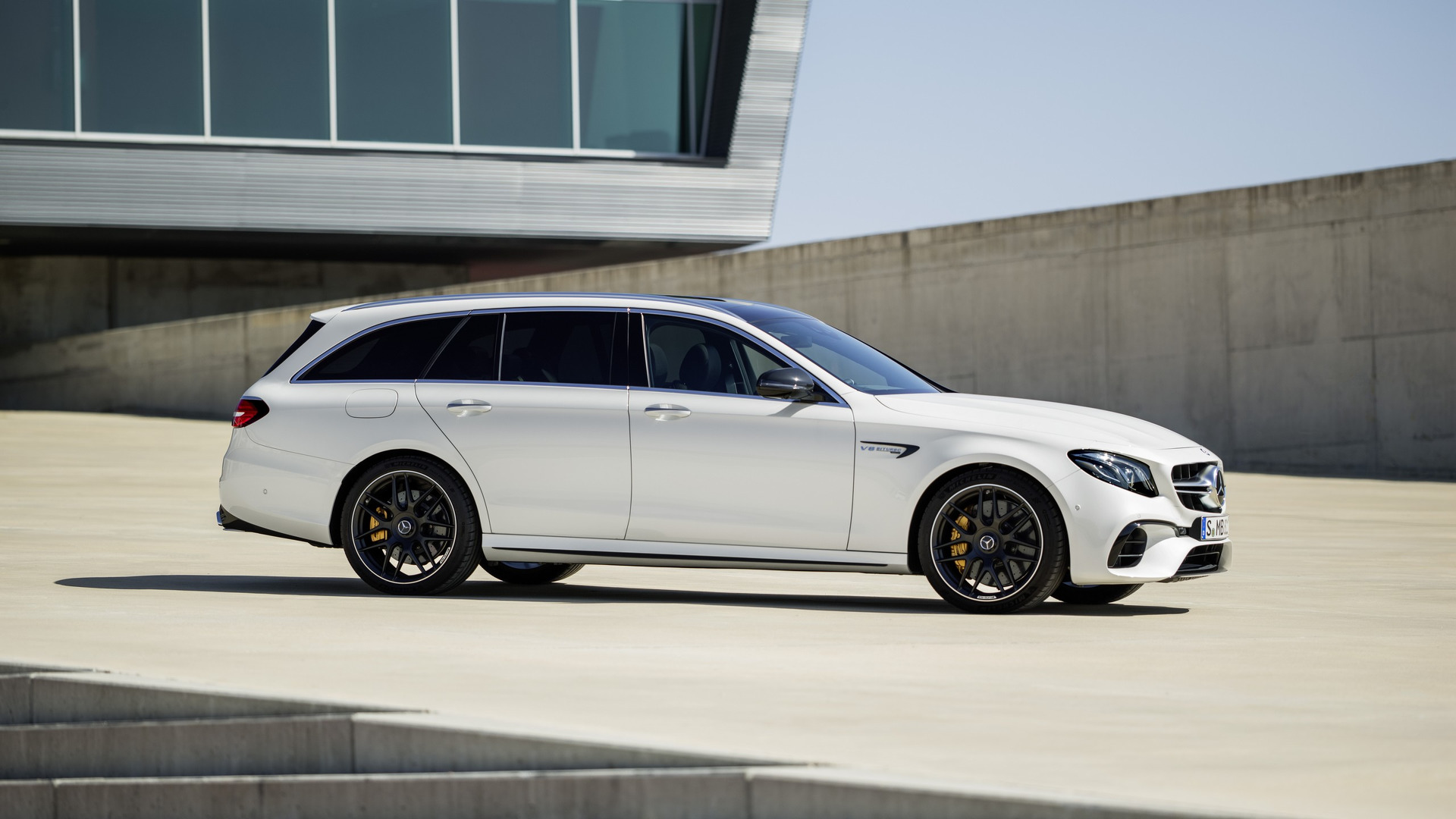 Mercedes Amg E63 S Estate Edition 1 Costs 152 851 In Germany