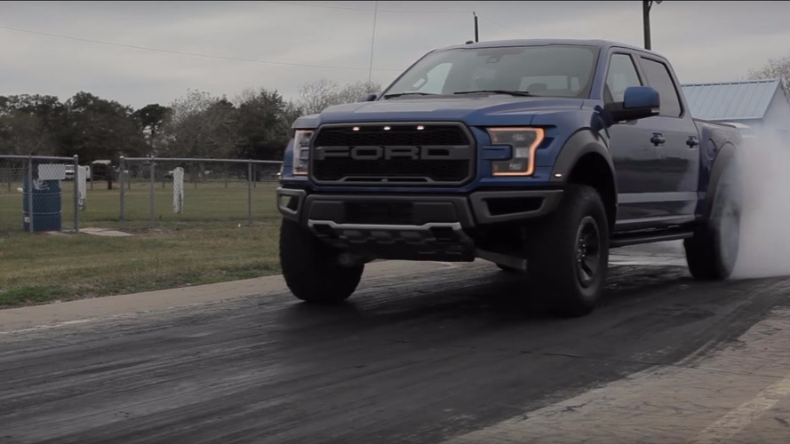 How powerful and how quick is the 2017 Ford Raptor?