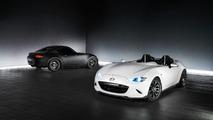 Mazda MX-5 Miata Speedster and RF Kuro concepts