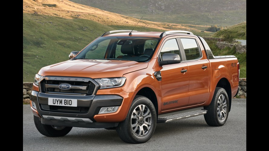 Ranger Wildtrack será uma das atrações da Ford no Salão do Automóvel