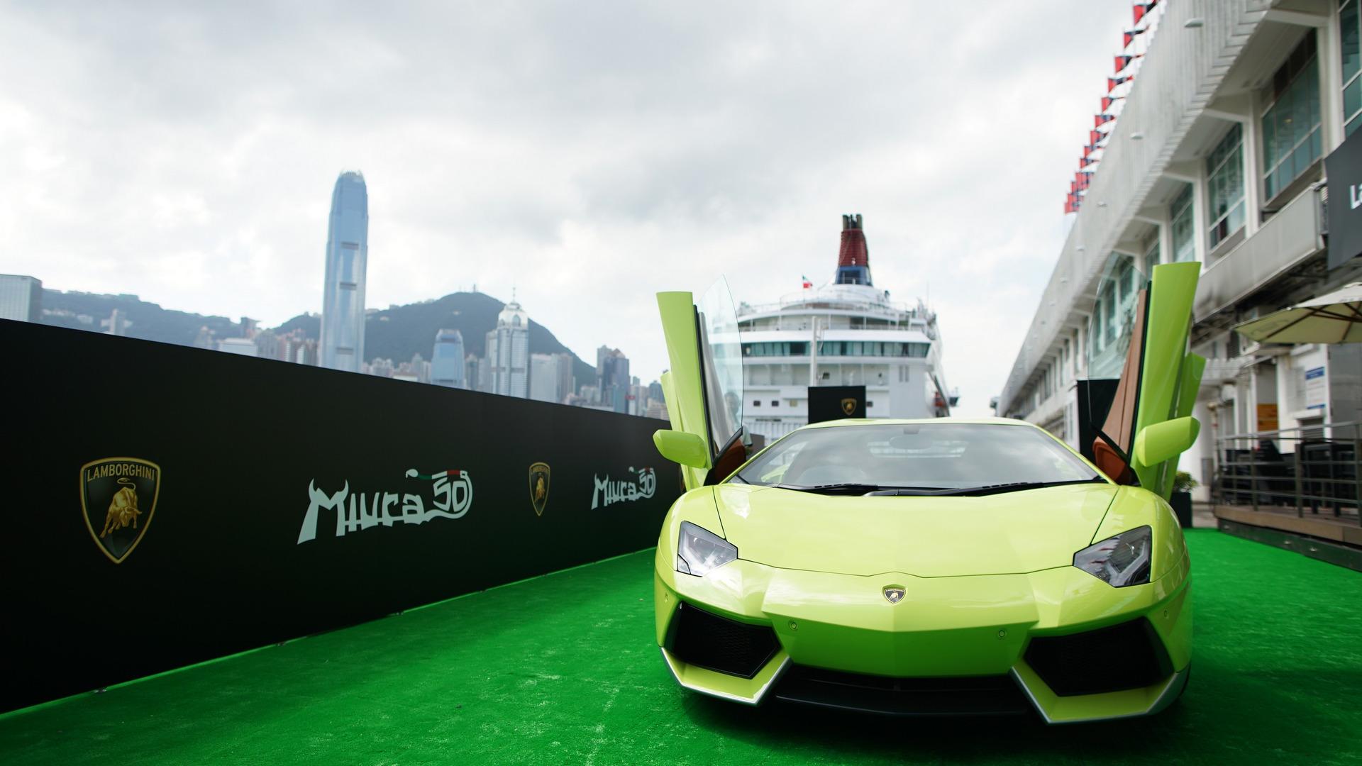 Lamborghini Aventador Miura Homage For Hong Kong Motor1 Com Photos