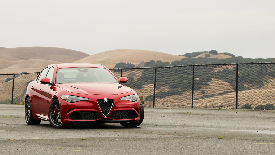 Alfa Romeo Giulia platform could be handed down to other FCA models
