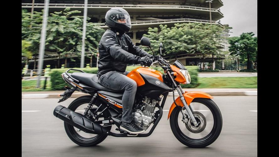 Motos: produção cai 33,4% no 1º semestre e emplacamentos continuam em baixa