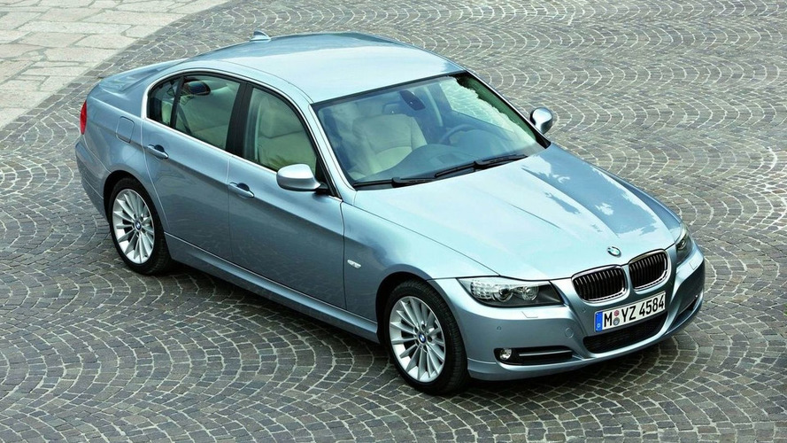 BMW working on 3-Series LWB - report