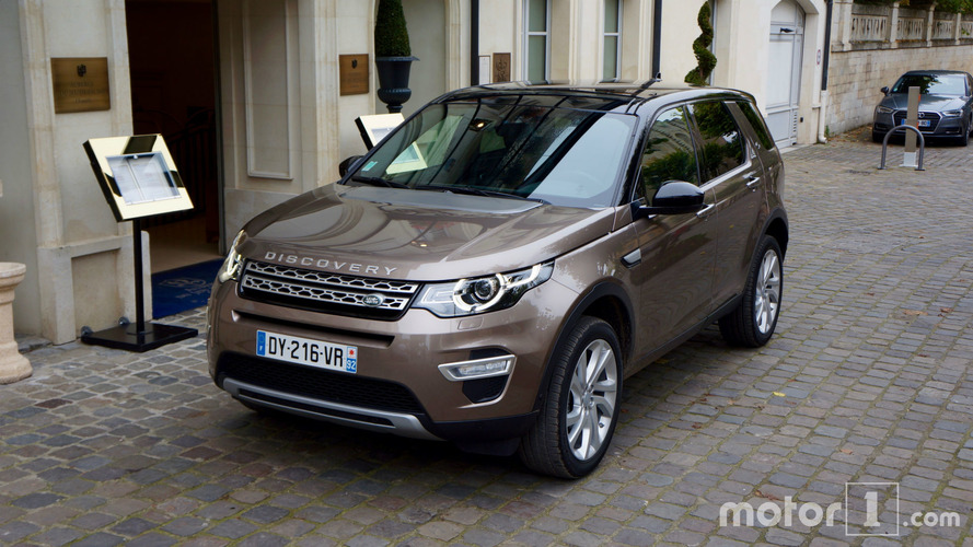 essai land rover discovery sport td4 au niveau des allemands. Black Bedroom Furniture Sets. Home Design Ideas