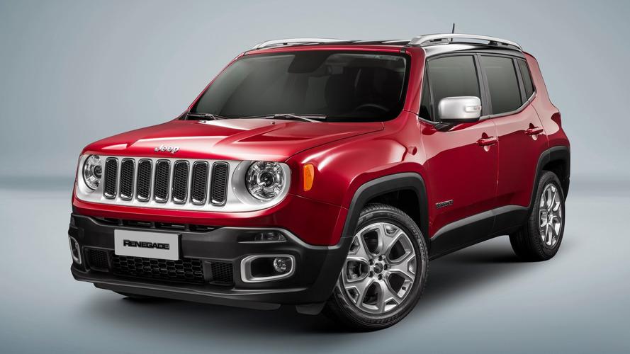 Jeep Renegade Limited estreia como versão flex de topo por R$ 97.990