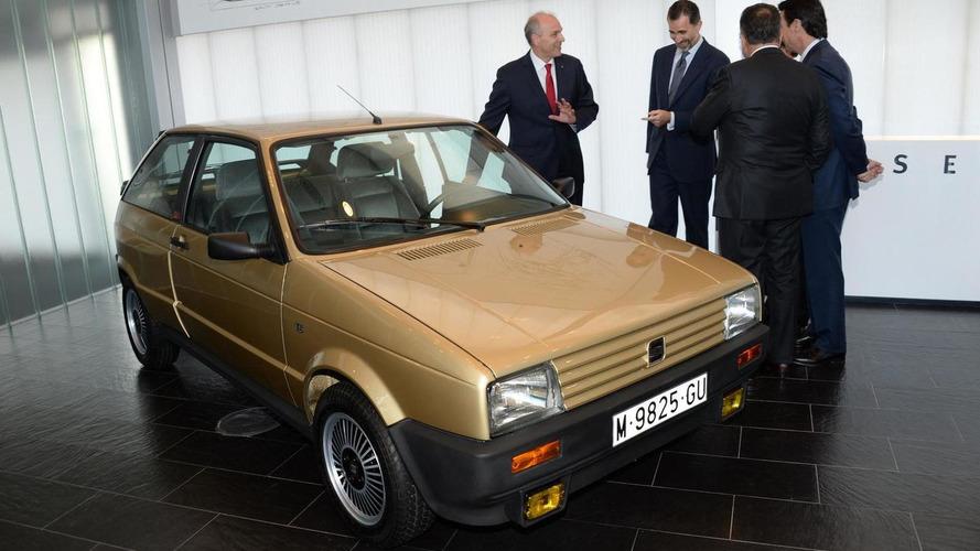 SEAT Ibiza 1.5 de 1986