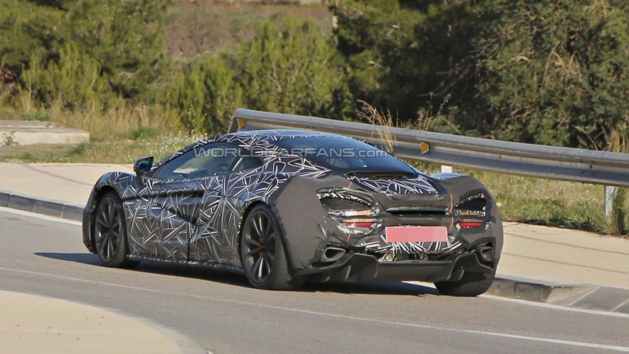 McLaren Sports Series to be unveiled at New York Auto Show in April