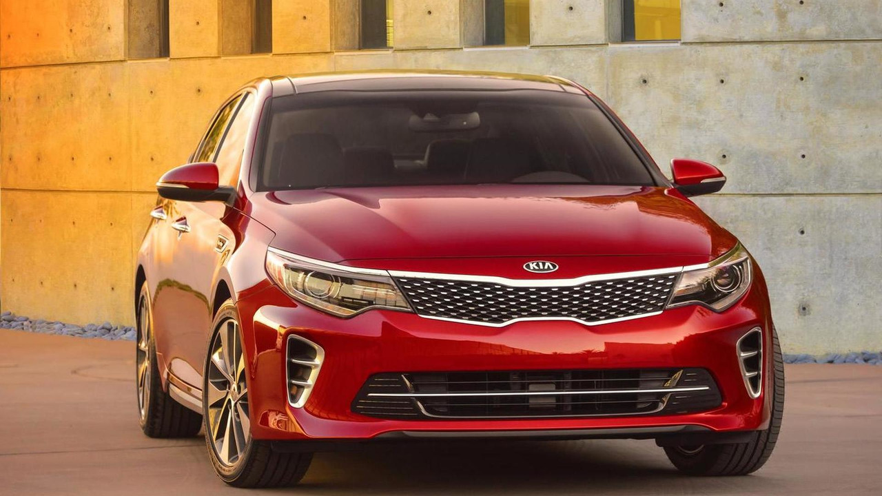 2016 Kia Optima (US-spec)