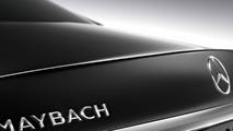 Mercedes-Maybach S600 teaser