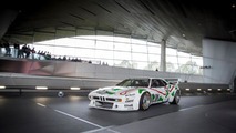 BMW M1 given to Masakuni Hosobuchi