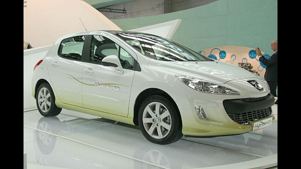 Peugeot 308 HybrideHDi