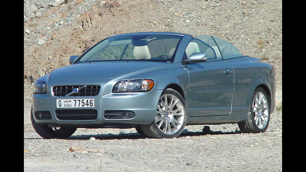 Top Safety Pick: Volvo C70