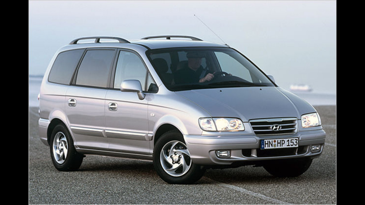 Hyundai Trajet (bis 2008)