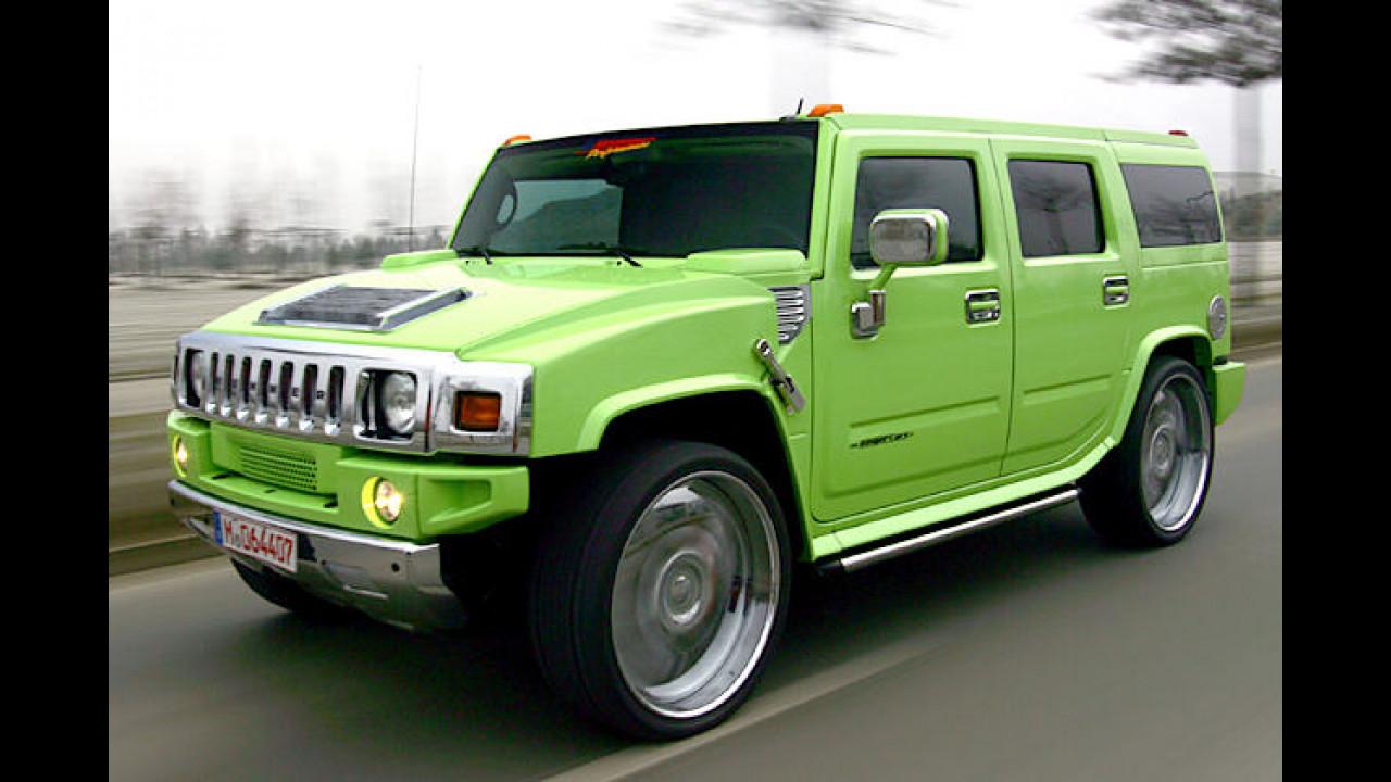 Geigers Extrem-Hummer