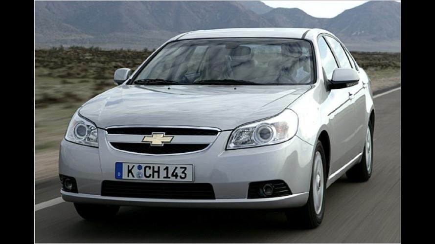 Neue Sechsgang-Automatik für den Chevrolet Epica