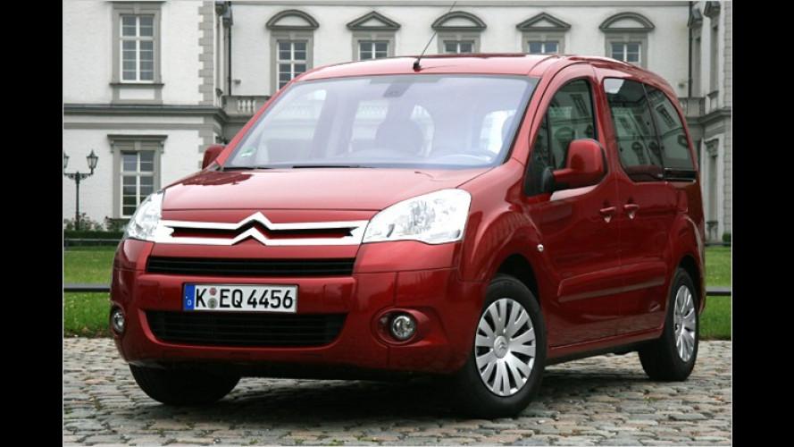 Citroën Berlingo (2008) im Test: Größer, aber auch teurer