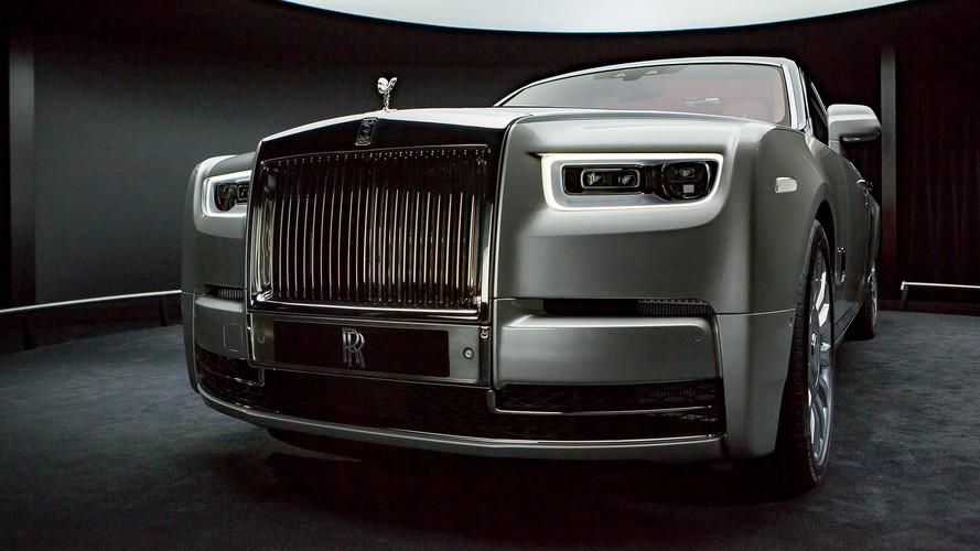 Rolls-Royce Phantom 2018 exige revisão do que você chama de luxo
