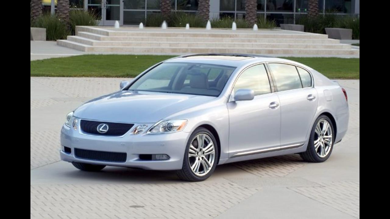 Luxus-Lexus-Hybrid