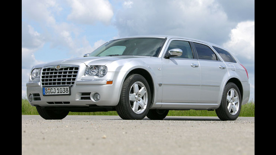Chrysler 300C Touring 5.7 V8 AWD: American Grill