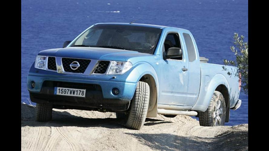 Nissan Navara 2.5 dCi (2005) im Test: Naturbursche im Nadelstreif