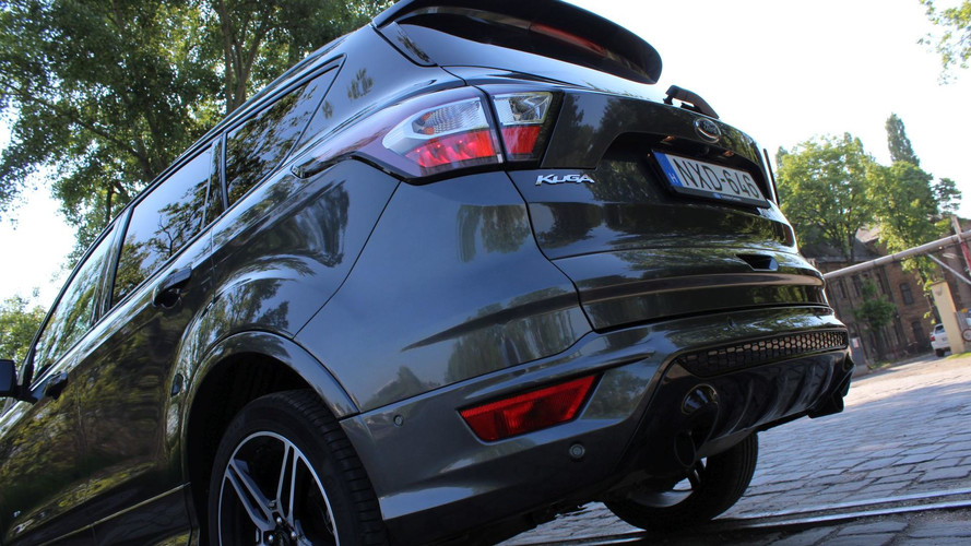 Ford Kuga 2.0 TDCi ST-Line AWD