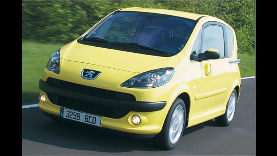 Otto-Wenig-Verbraucher: Kleine, sparsame Autos mit Benzin-Antrieb