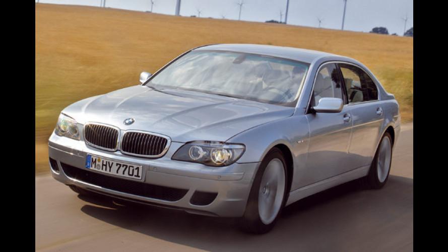 BMW setzt auf Wasserstoff: Hydrogen 7 kommt in Serie