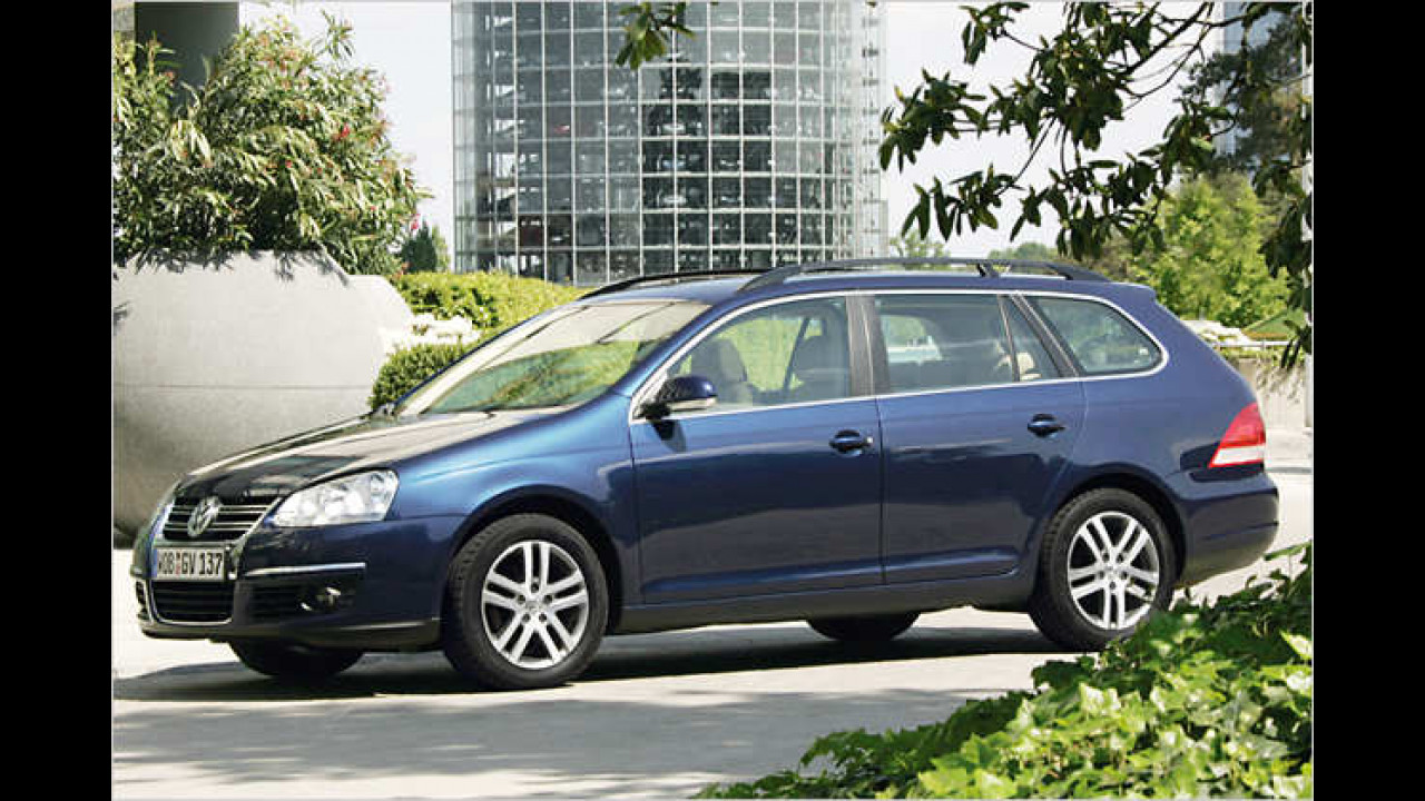 VW Golf Variant 1.4 TSI (140 PS)