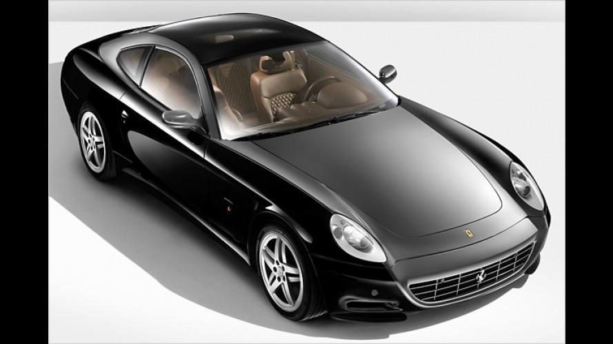 Ferrari 612 Scaglietti Sessanta: Edition mit tiefen Einblicken