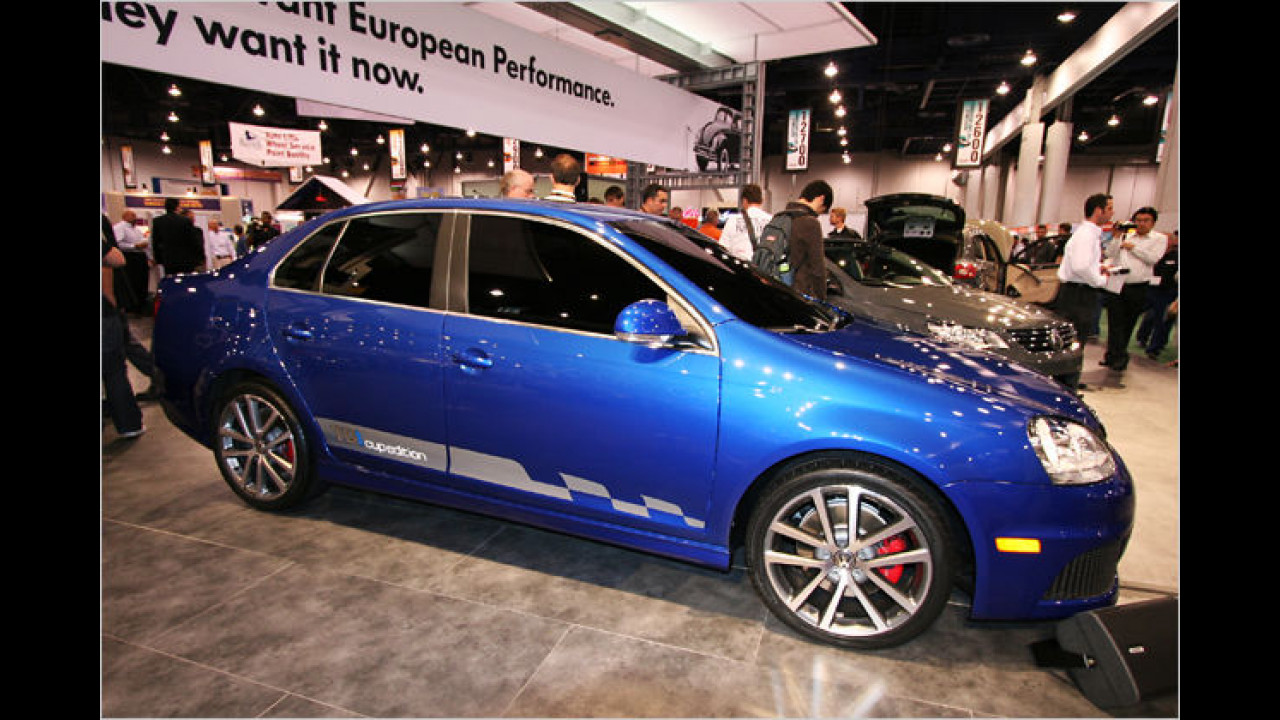 VW Jetta TDI Cup Edition Concept