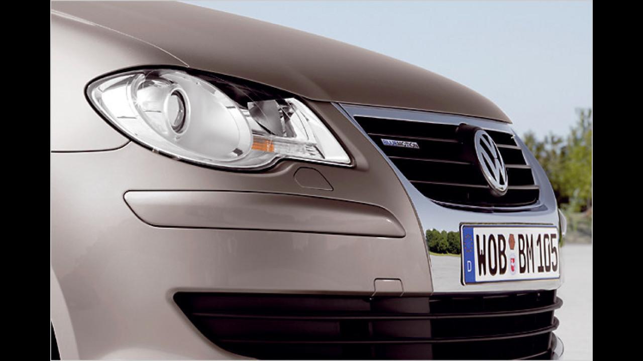 Ab sofort: Öko-VW-Touran