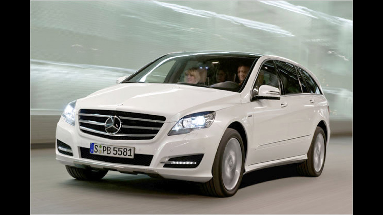 Mercedes R 300 CDI BlueEfficiency 7G-Tronic