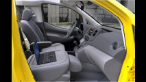 Nissan-Taxi für New York