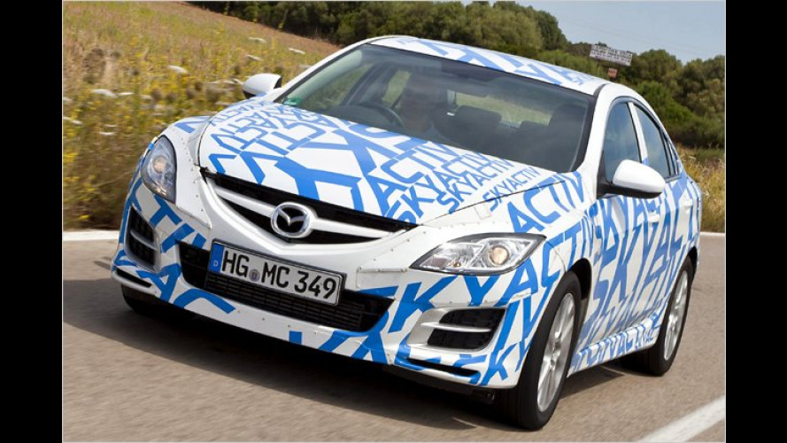 Mazda Skyactiv: Benziner und Diesel kommen sich näher