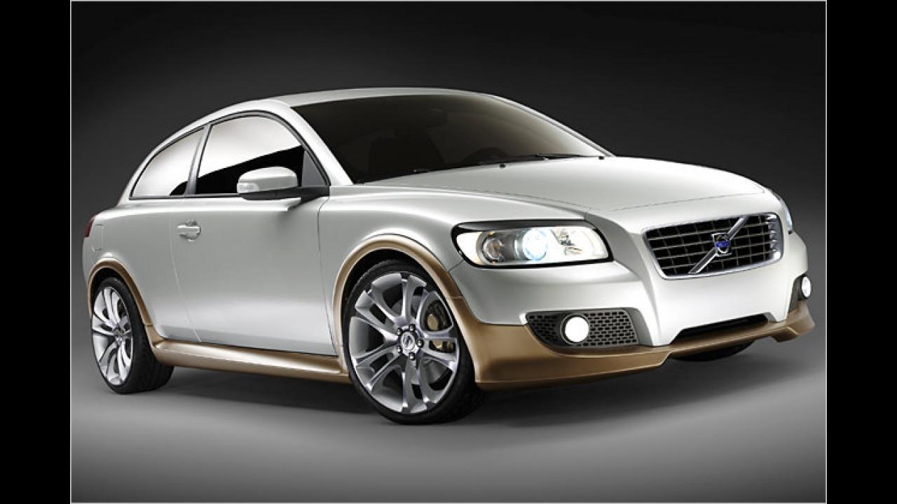 ... wurde zuerst das Volvo C30 Design Concept ...