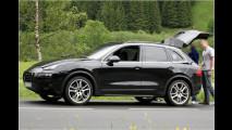 Erlkönig: Porsche Cayenne